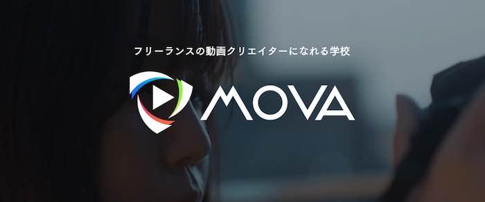 MOVA(ムーバ)のトップページ